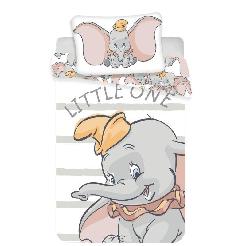 Povlečení do postýlky Dumbo baby 100/135, 40/60