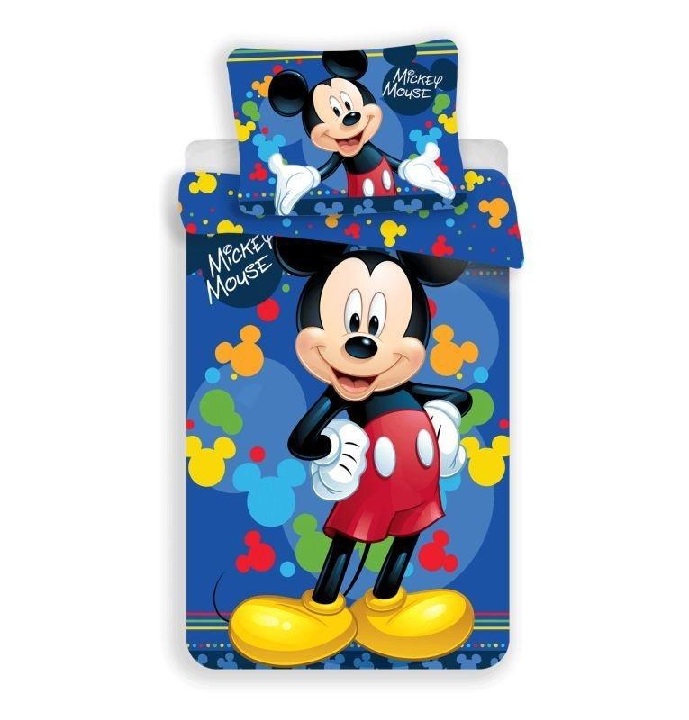 Povlečení Mickey blue 03 micro 140/200, 70/90