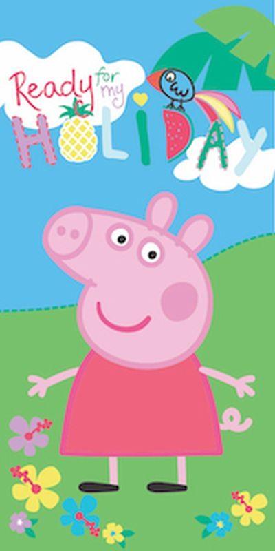 Osuška Peppa Pig PEP061 70/140