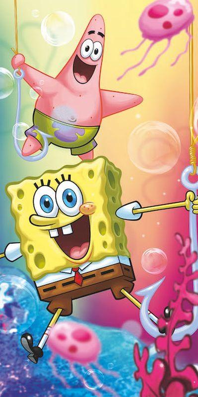 Osuška SpongeBob 012 70/140