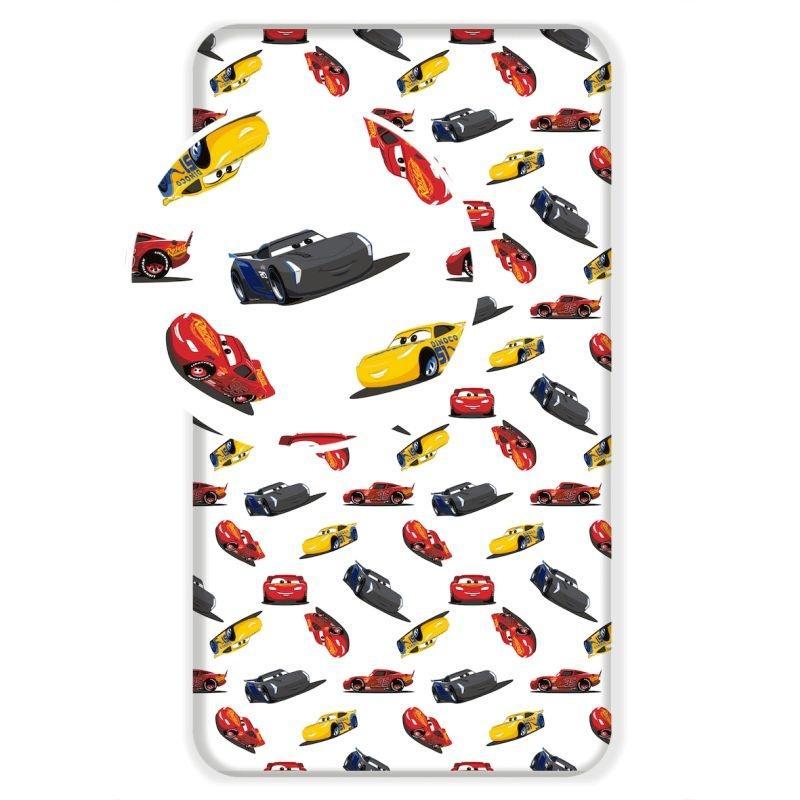 JERRY FABRICS Prostěradlo Cars I am speed  Bavlna, 90/200 cm