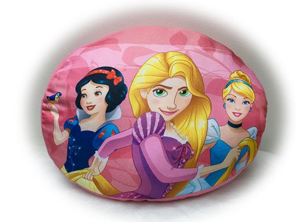 Tvarovaný polštářek Princezny 32 cm