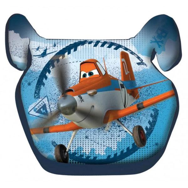 Podsedák do auta 15-36kg Letadla Planes | Autodoplňky autosedačky, podsedáky