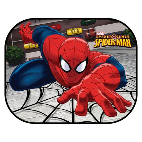 Sluneční clona boční Spiderman 2 ks (stínítko do auta)