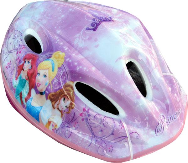 Dětská cyklo přilba Princezny