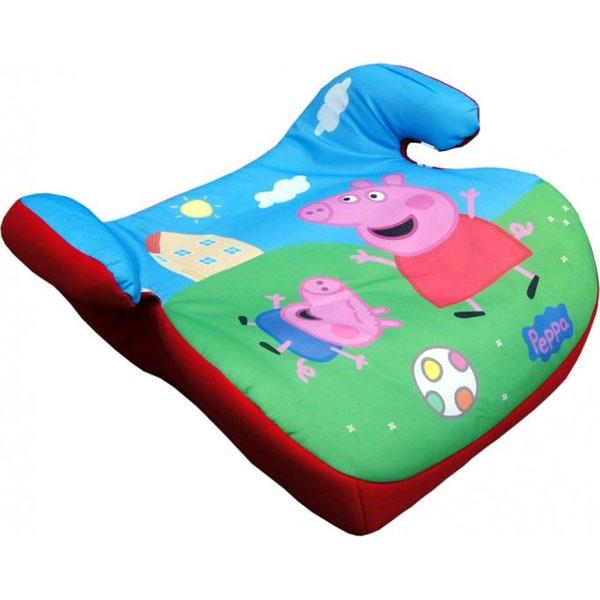 Podsedák do auta 15-36kg Prasátko Peppa Pig