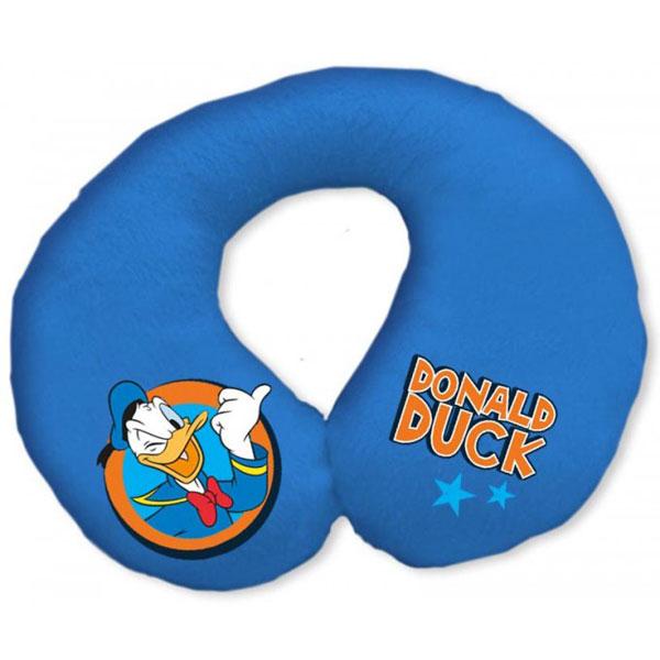 Dětský cestovní polštářek Donald (podkovička kačer Donald)