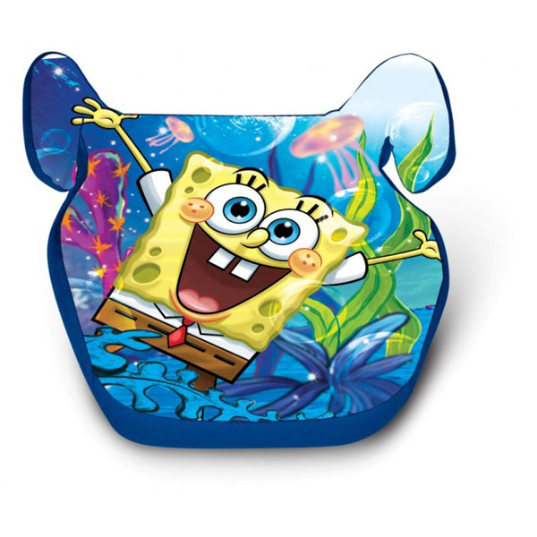 Podsedák do auta 15-36kg SpongeBob