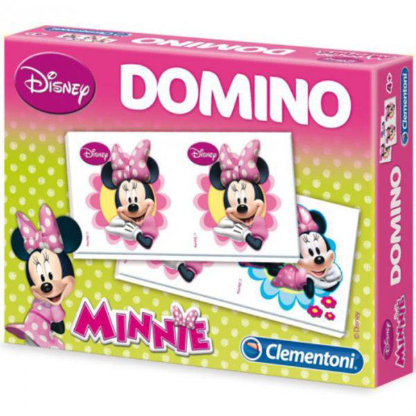 Hra Domino Minnie Mouse (hry)