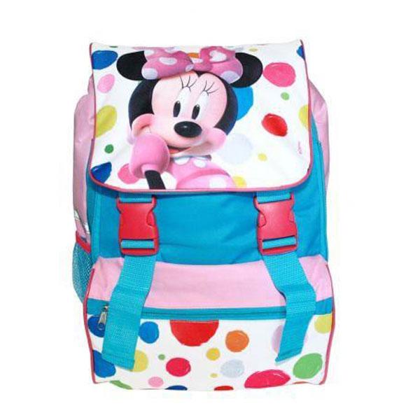 Školní batoh Minnie puntíky 41 cm (školní batoh) 8d356665ed
