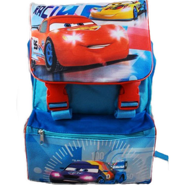 Školní batoh Cars Blue 41 cm