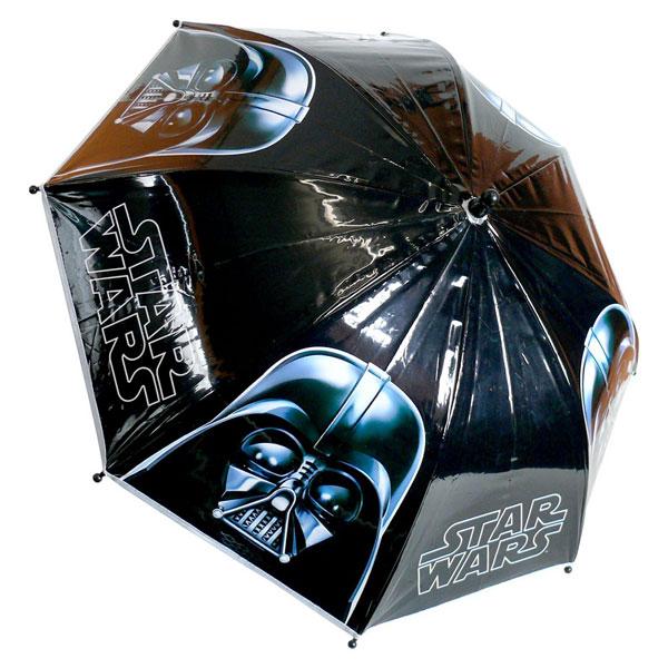 Dětský deštník Star Wars černý (dětský deštník)