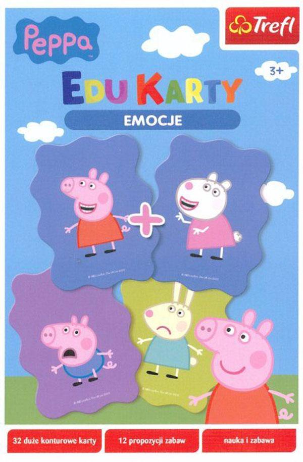 Hra Prásátko Peppa Pig Emoce