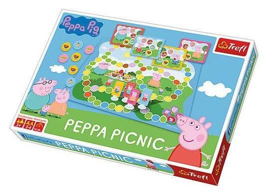 Stolní hra Peppa na pikniku