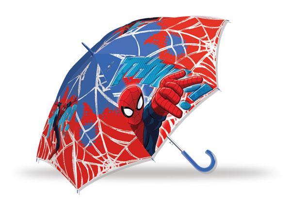 Deštník Spiderman (dětský deštník Spiderman)