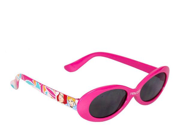 Sluneční brýle s pouzdrem Princezny (dětské sluneční brýle Princezny)