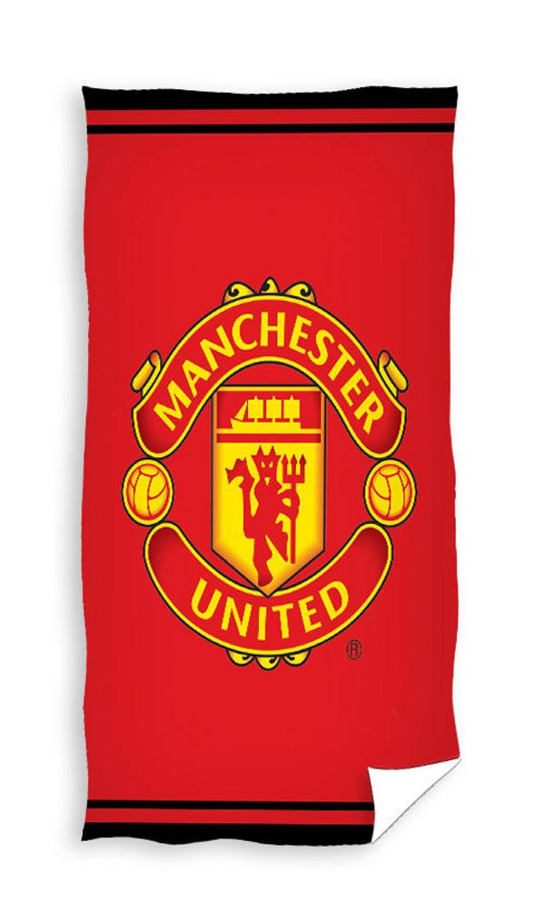 Dětský ručníček Manchester United logo 40/60