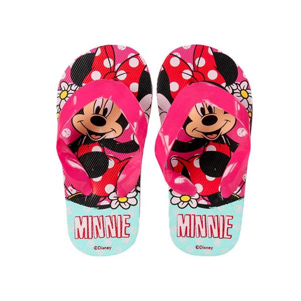 Žabky Minnie Mouse 34 | Dětské oblečení boty