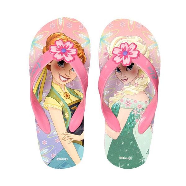 Žabky Ledové Království 34 | Dětské oblečení boty