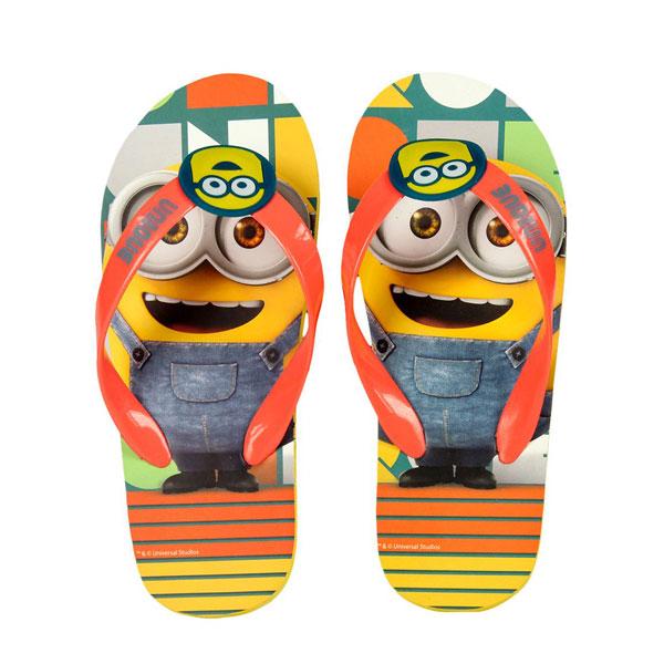 Žabky Mimoni Unique 28 | Dětské oblečení boty