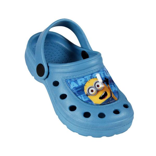 Kroksy Mimoni modré 26 | Dětské oblečení boty