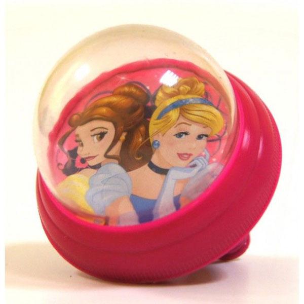 Zvonek na kolo Princezny s membránou (baby zvonek na kolo a nebo odrážedlo, zvonek Disney Princezny s membránou, pro malé dětské ručičky)