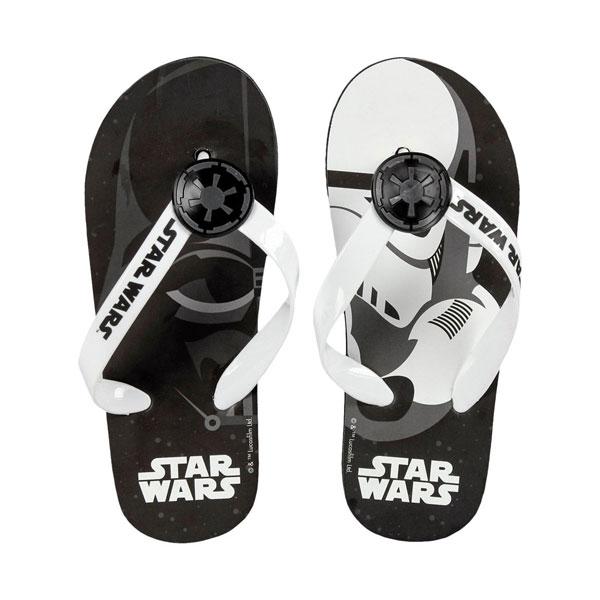 Žabky Star Wars 28 | Dětské oblečení boty