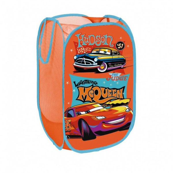 Koš na hračky Cars Auta | Hračky a doplňky vaky na hračky
