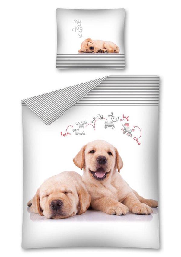 Povlečení Sweet Animals My Dog 140/200
