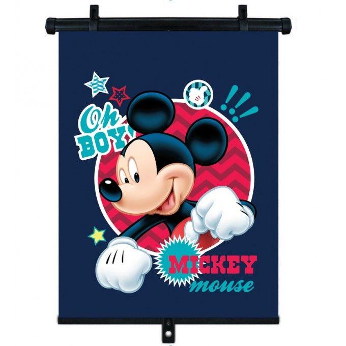 Sluneční clona Roletka Mickey Mouse 1 ks