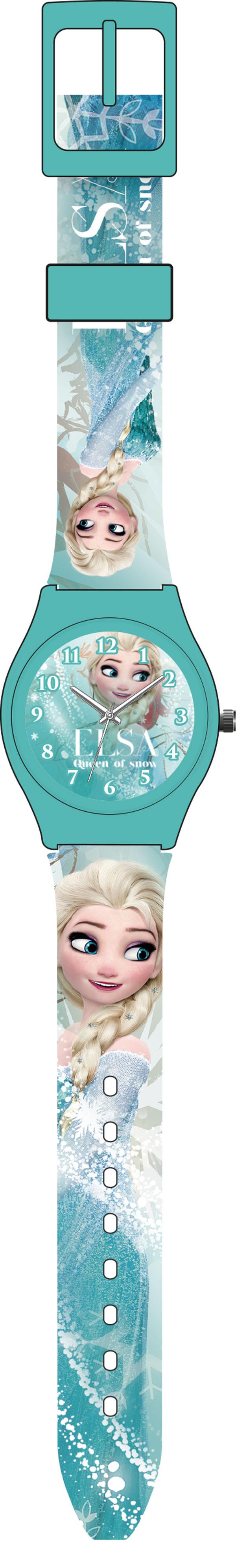 Ručičkové hodinky Ledové Království Elsa
