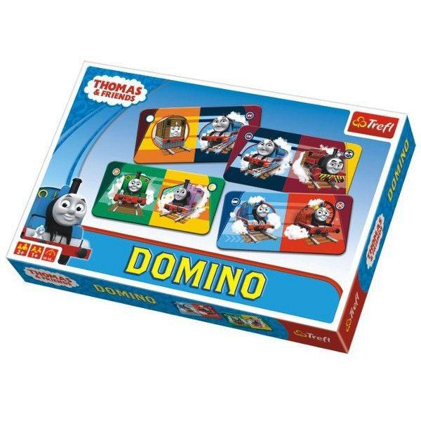 Domino Mašinka Tomáš | Hračky a doplňky puzzle, hry