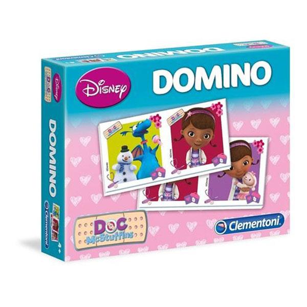 Domino Doktorka Plyšáková - puzzle, hry