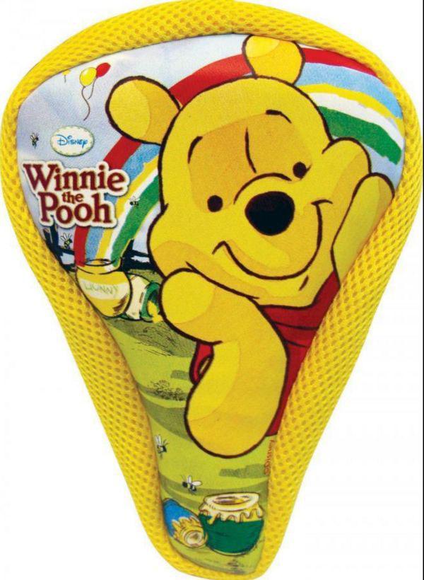 Potah na sedadlo kola medvídek pů žlutý