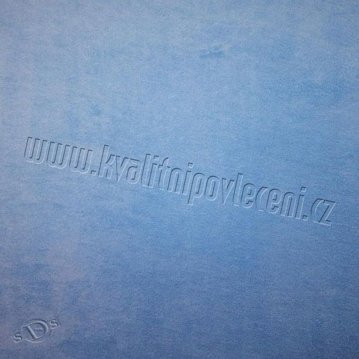 Prostěradlo Micro EXKLUSIVE Modrá 60/120