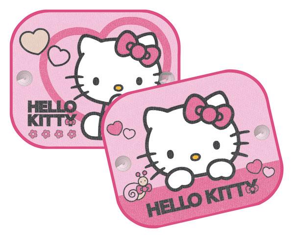 Sluneční clona Hello Kitty - sluneční clony