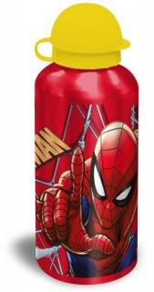 ALU láhev Spiderman red 500 ml
